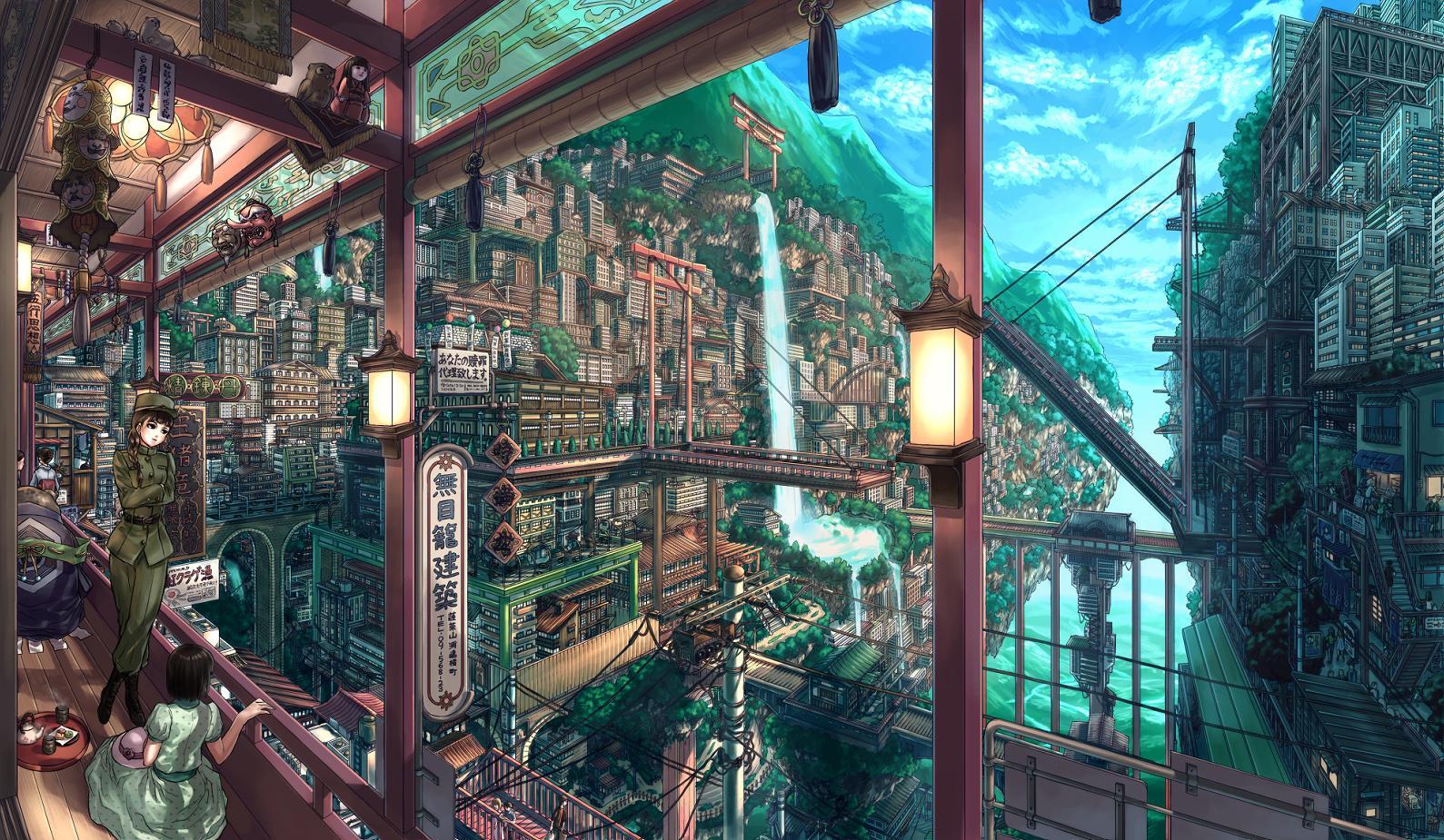 Beautiful Anime Wallpaper - Album on Imgur