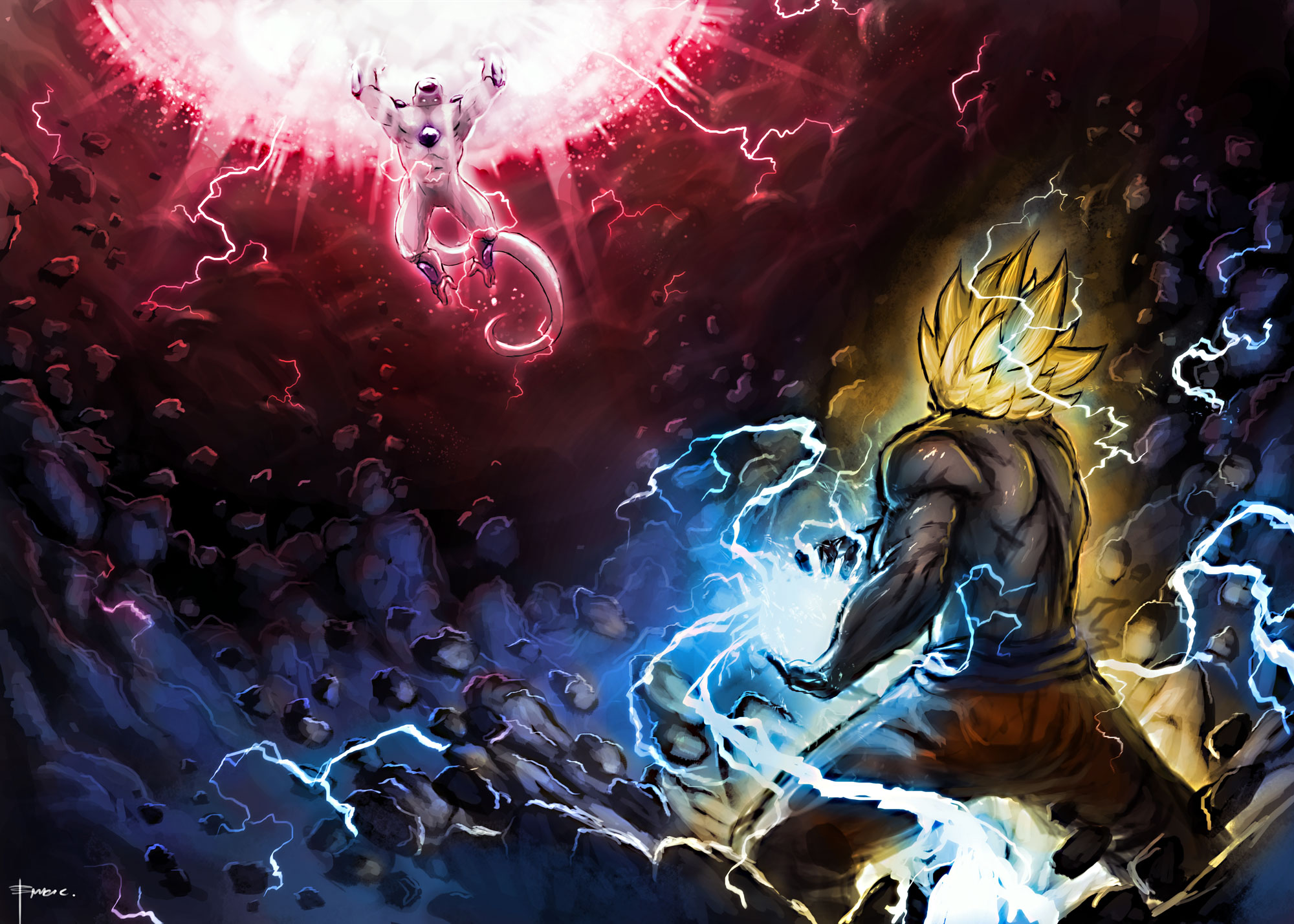558 Dragon Ball Z HD Wallpapers | Backgrounds - Wallpaper Abyss