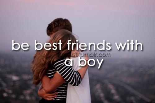 Be Best Friend With A Boy Pictures, Photos, and Images for