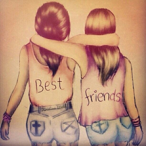 23 Reasons Why We Will Always Love Our Childhood Best Friend | Her