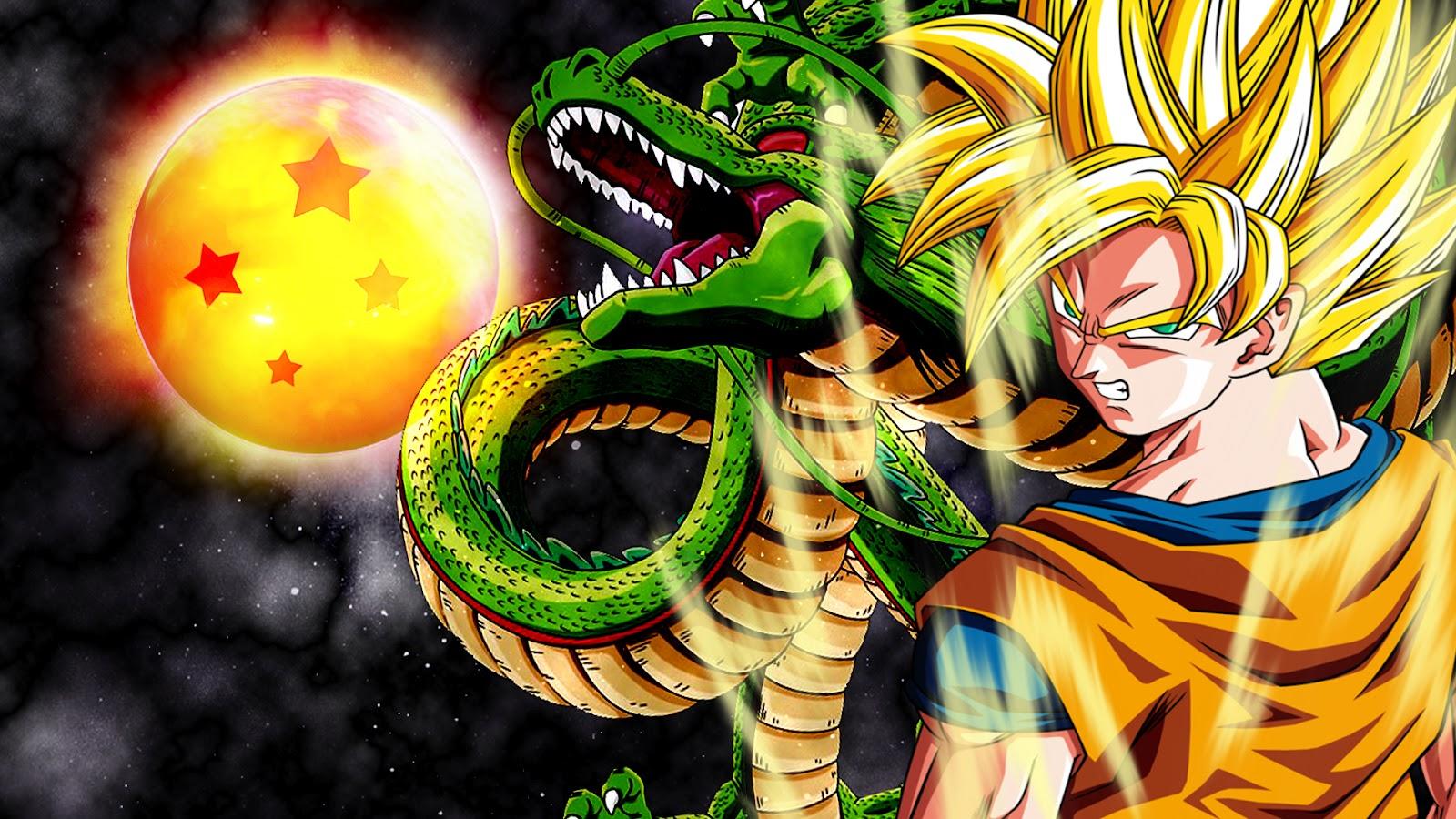 Goku Super Saiyan Wallpaper Hd Sf Wallpaper