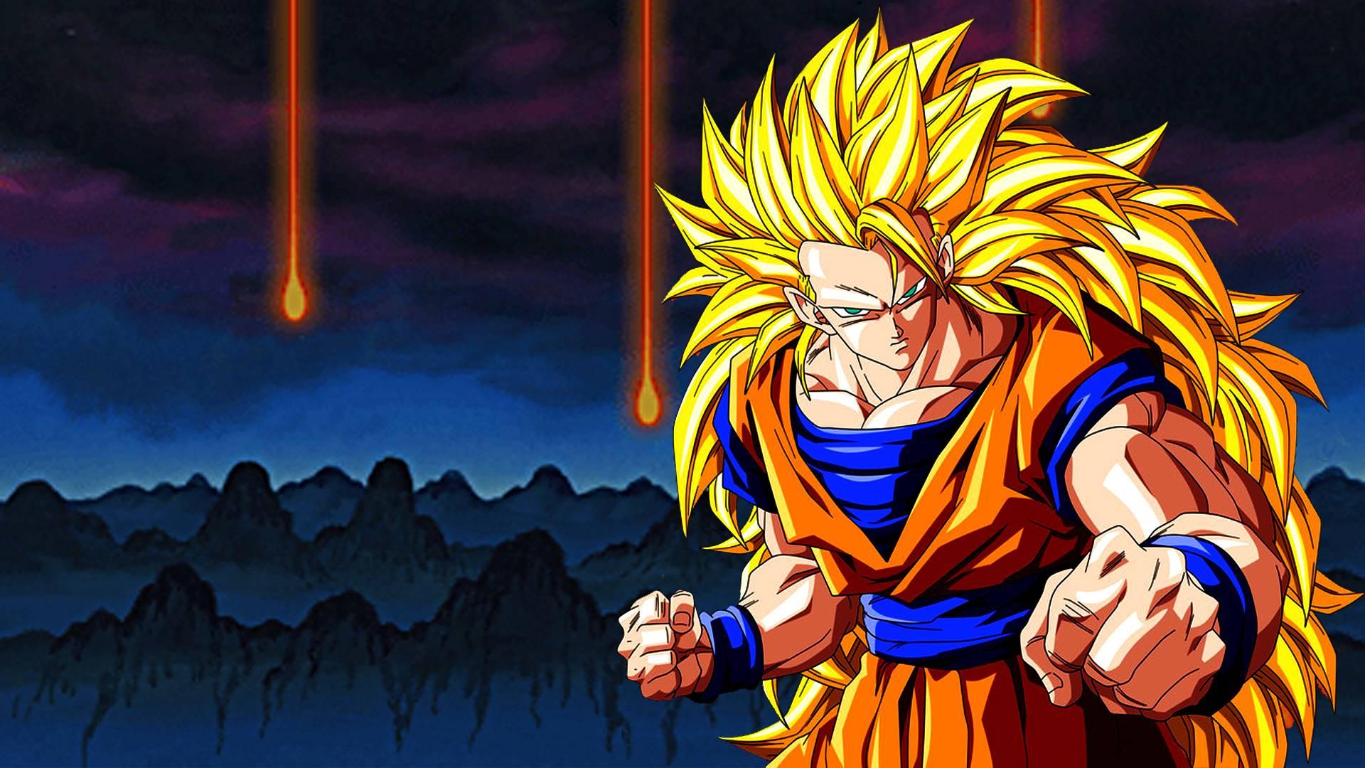 Best Goku Wallpapers Group (74+)