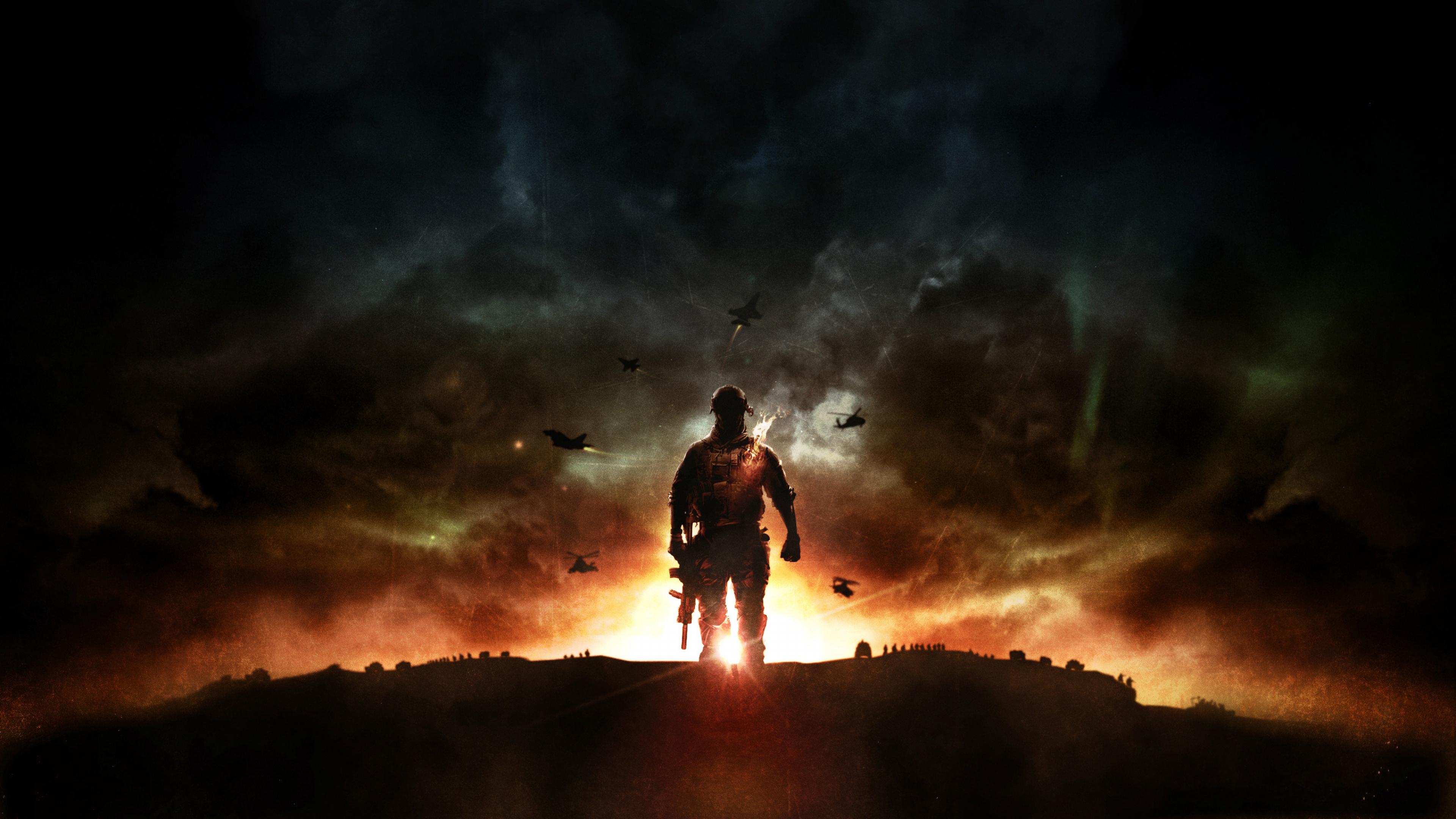 4K Ultra HD Battlefield 4 Wallpapers HD, Desktop Backgrounds