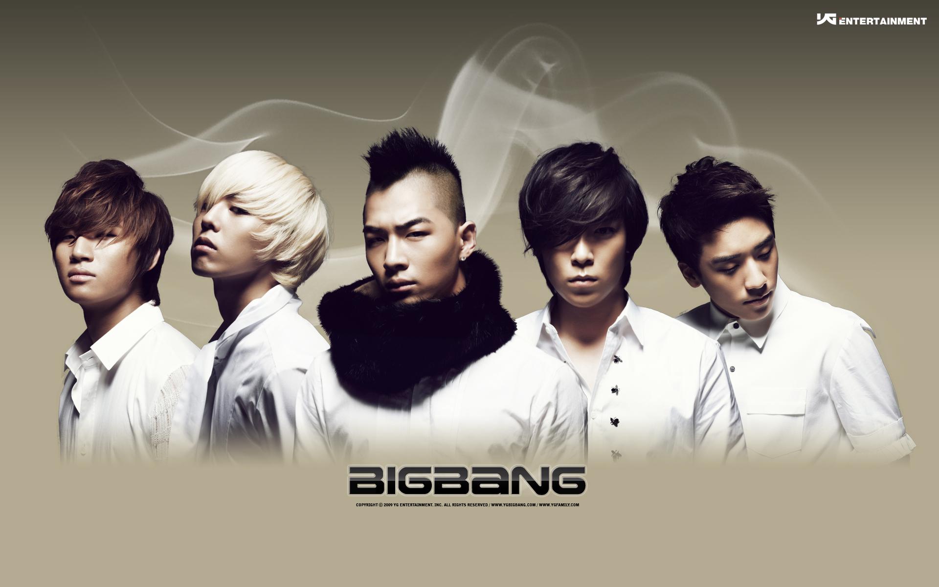 Big Bang Wallpapers Group (77+)
