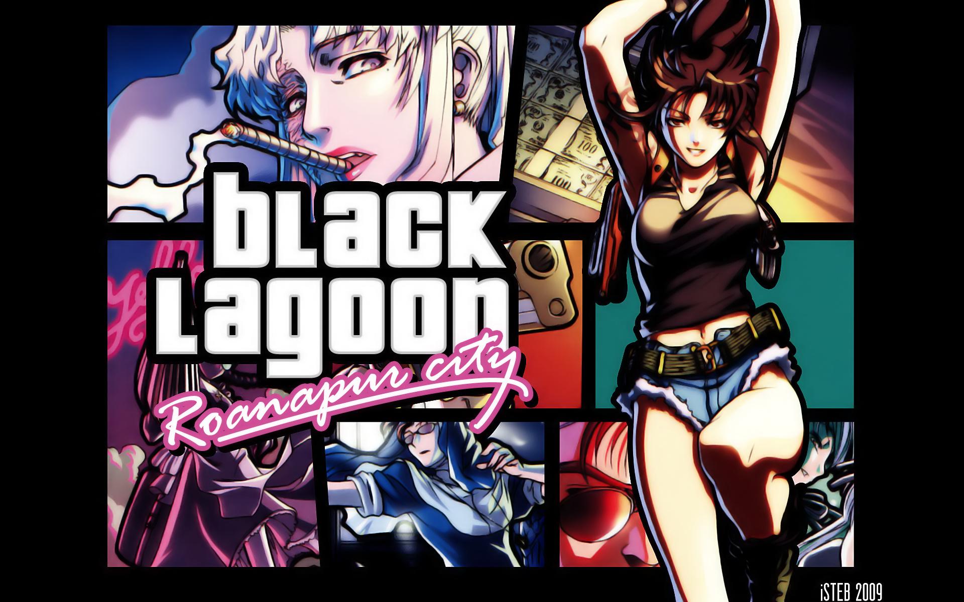 Black Lagoon HD Wallpapers | WallpapersIn4k net