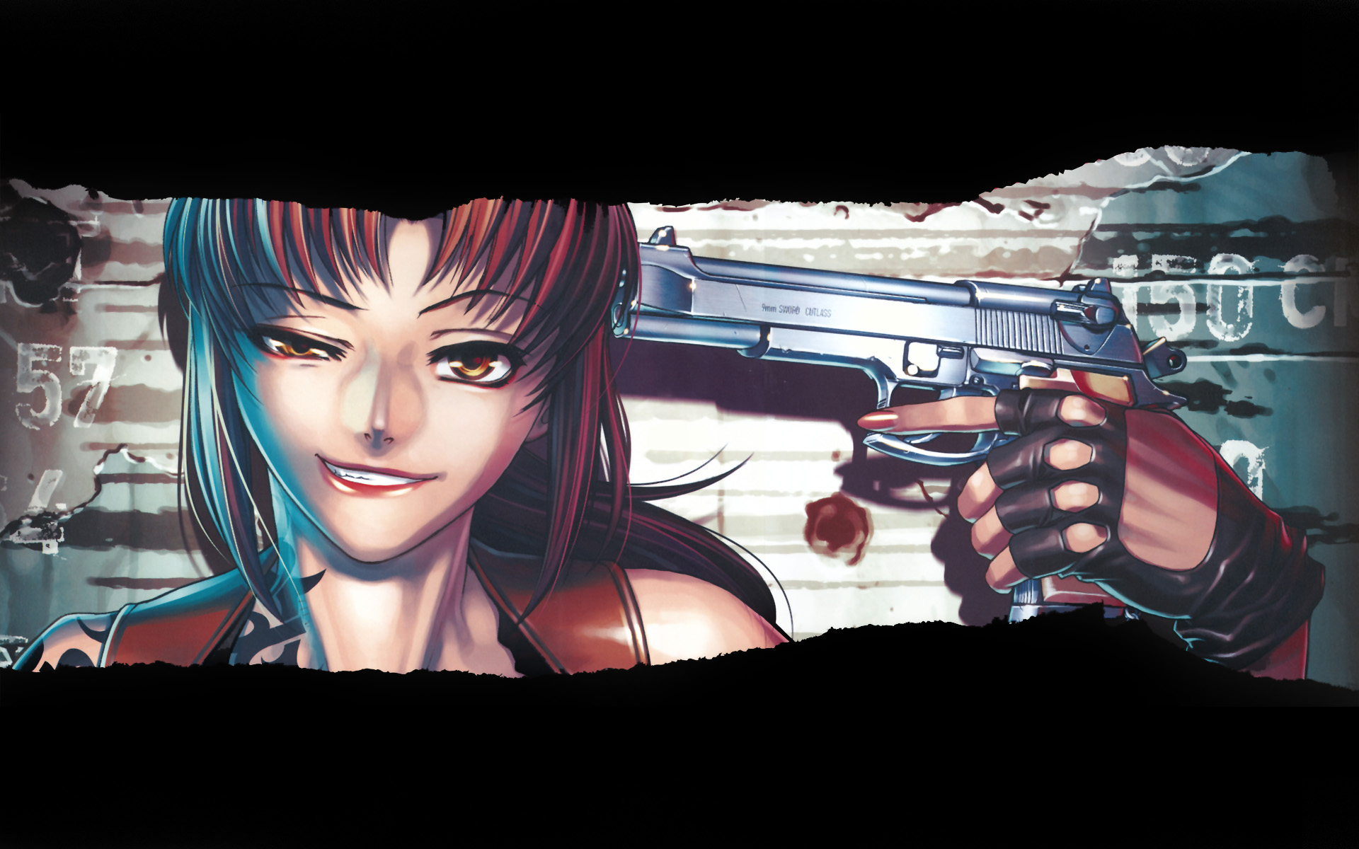 275 Black Lagoon HD Wallpapers | Backgrounds - Wallpaper Abyss