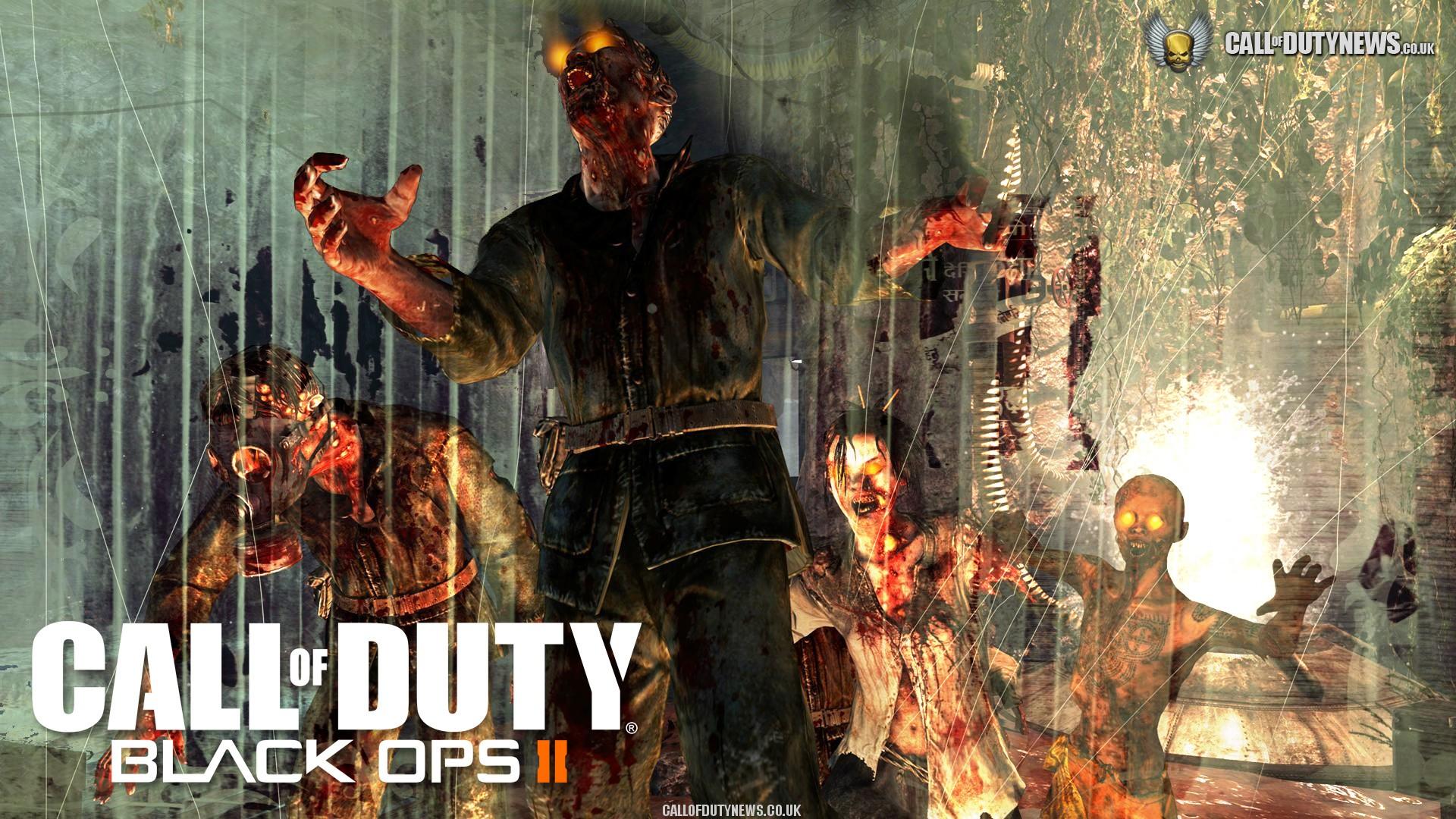 Black Ops 2 Zombies Wallpaper - WallpaperSafari