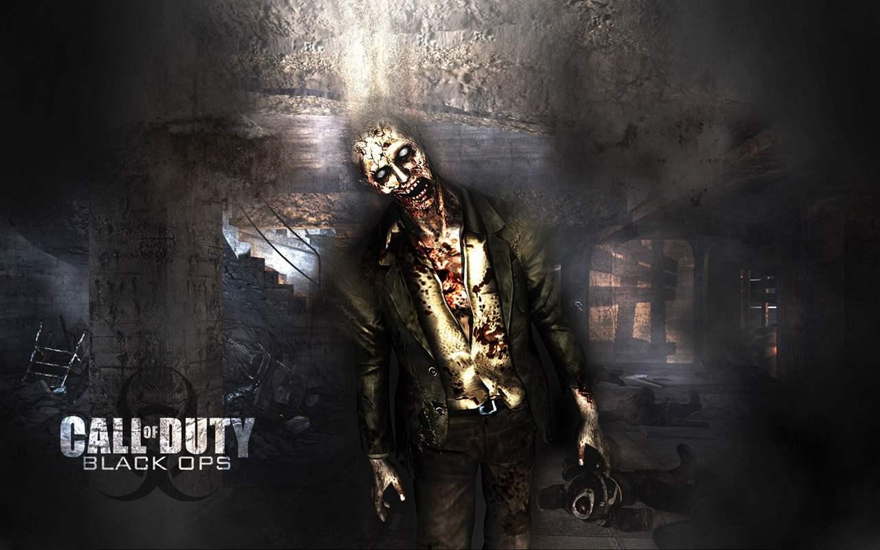 Black Ops Zombies Wallpaper HD - WallpaperSafari