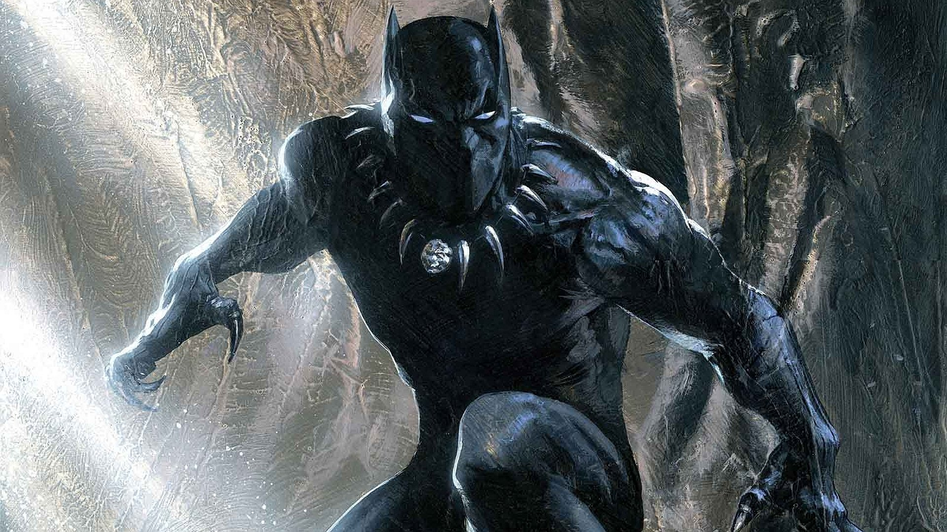 79 Black Panther (Marvel) HD Wallpapers | Backgrounds - Wallpaper