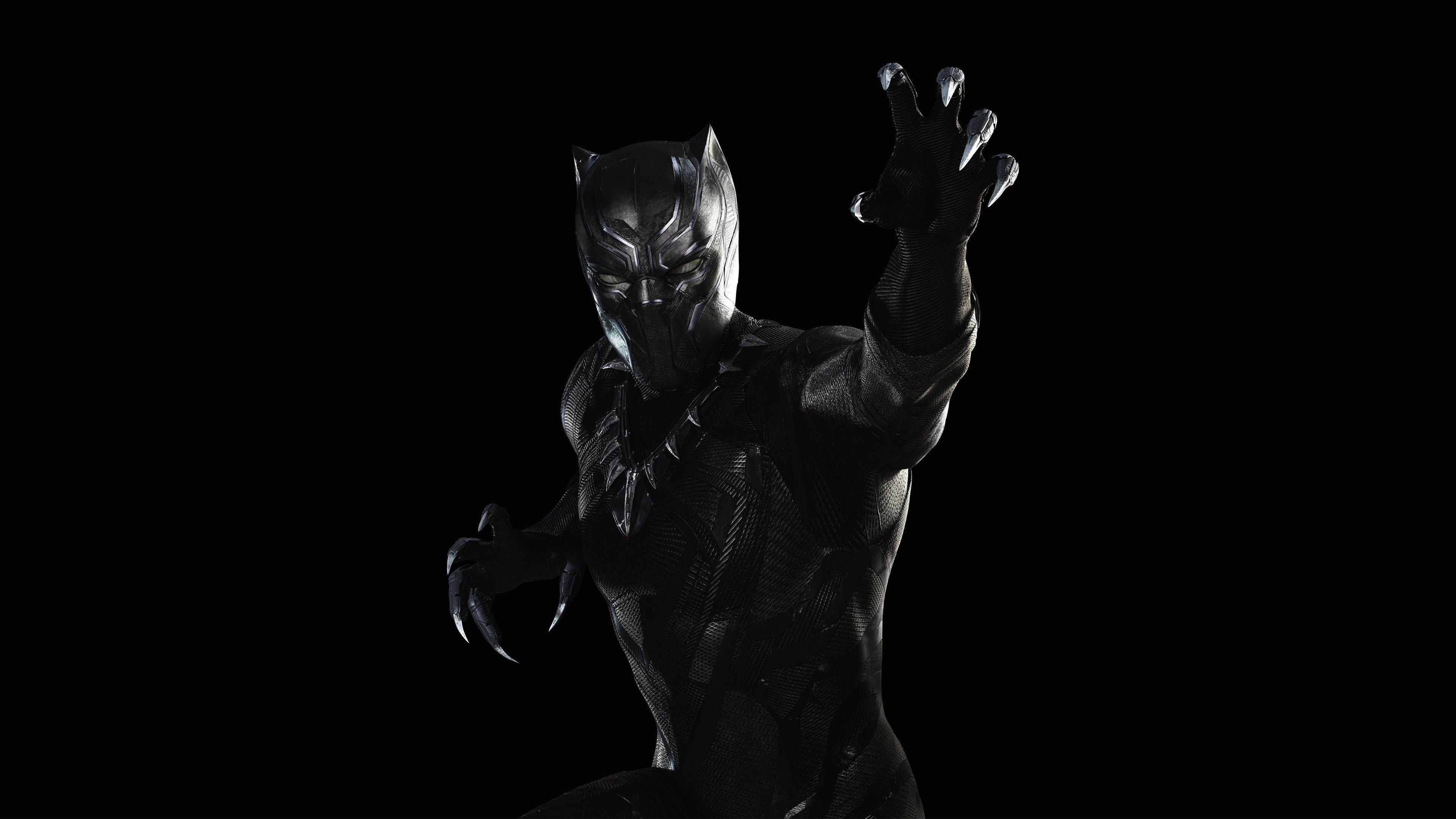 Black Panther Wallpaper High Resolution ~ Sdeerwallpaper