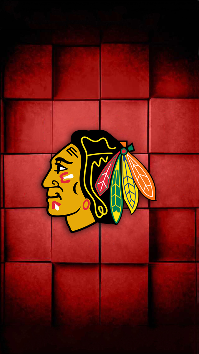 Download Chicago Blackhawks iPhone wallpapers