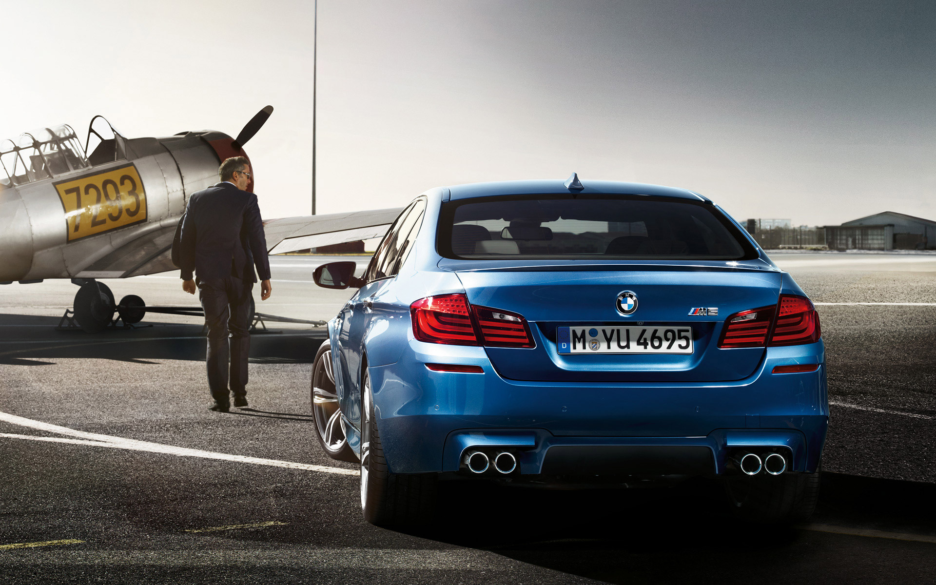 Interesting Bmw M5 HDQ Images Collection, HD Quality Wallpapers