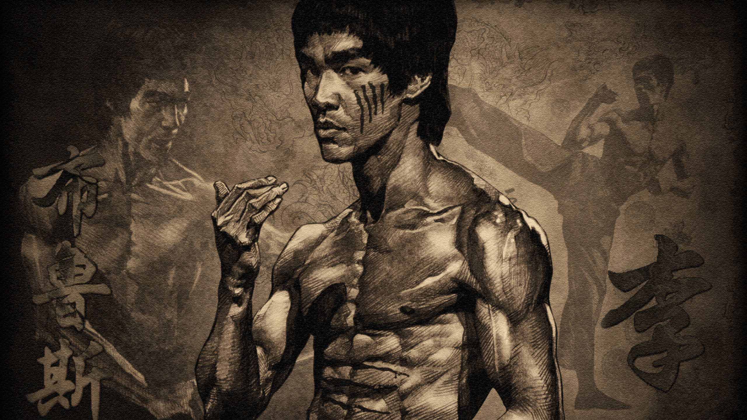 42 Bruce Lee HD Wallpapers | Backgrounds - Wallpaper Abyss