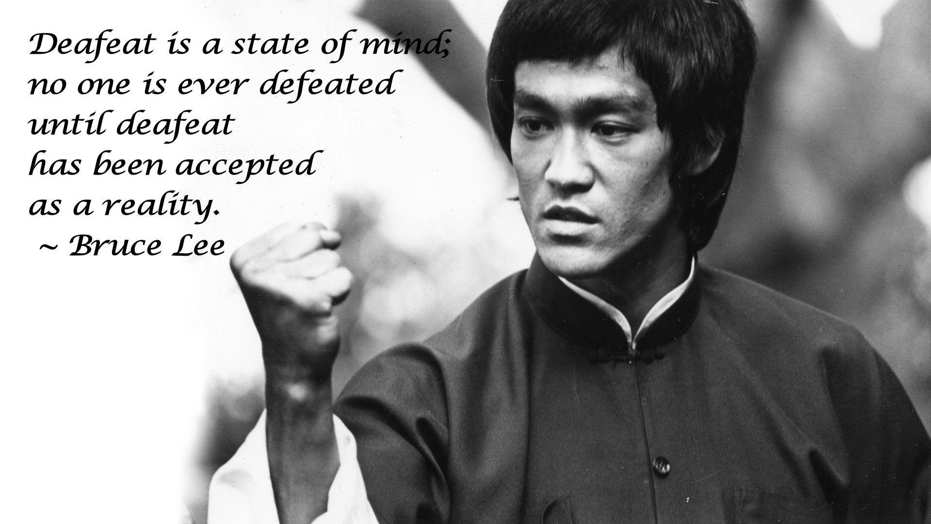 Hd Bruce Lee Wallpaper Page 1