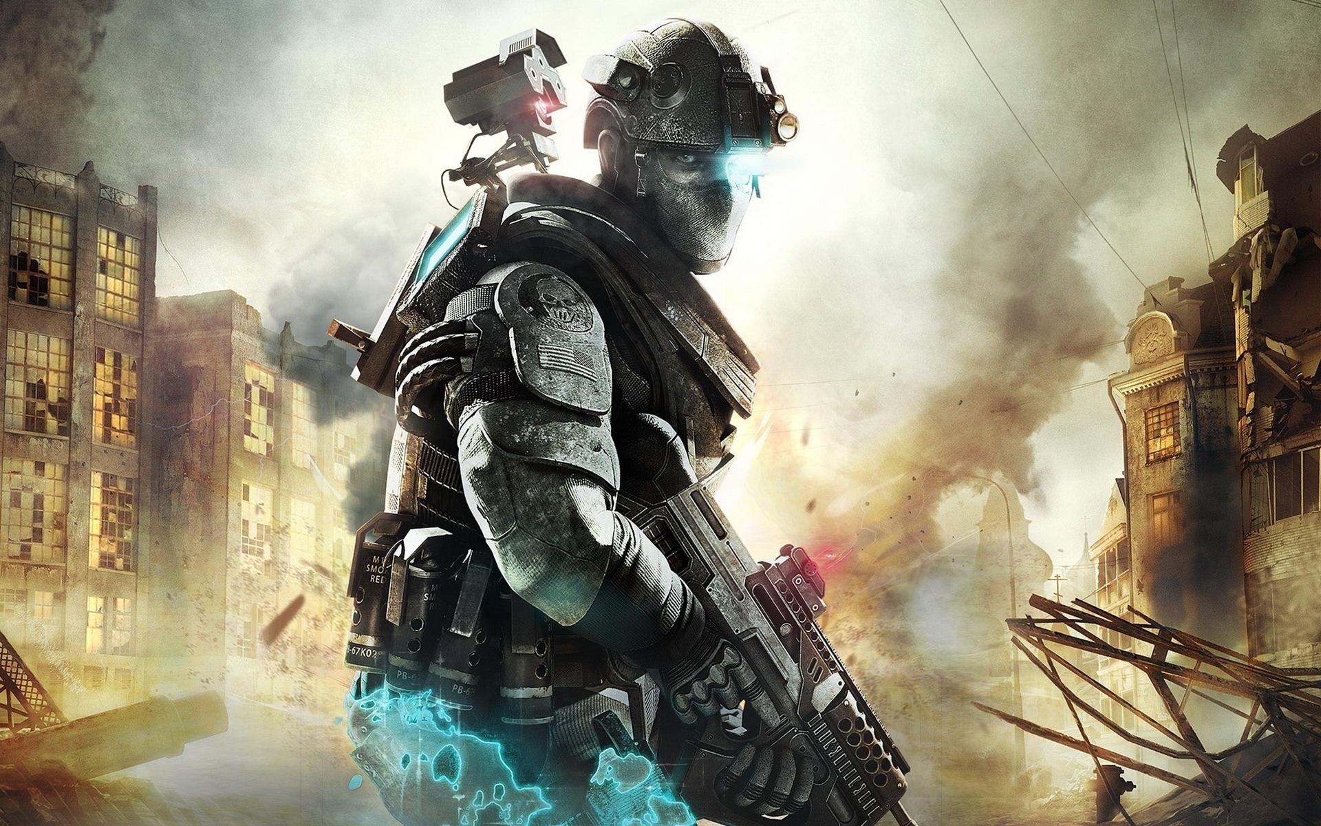 Call of Duty Black Ops Desolator Desktop Background HD 1920x1200