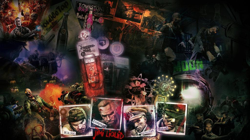 Black Ops Zombies Download – Free wallpaper download