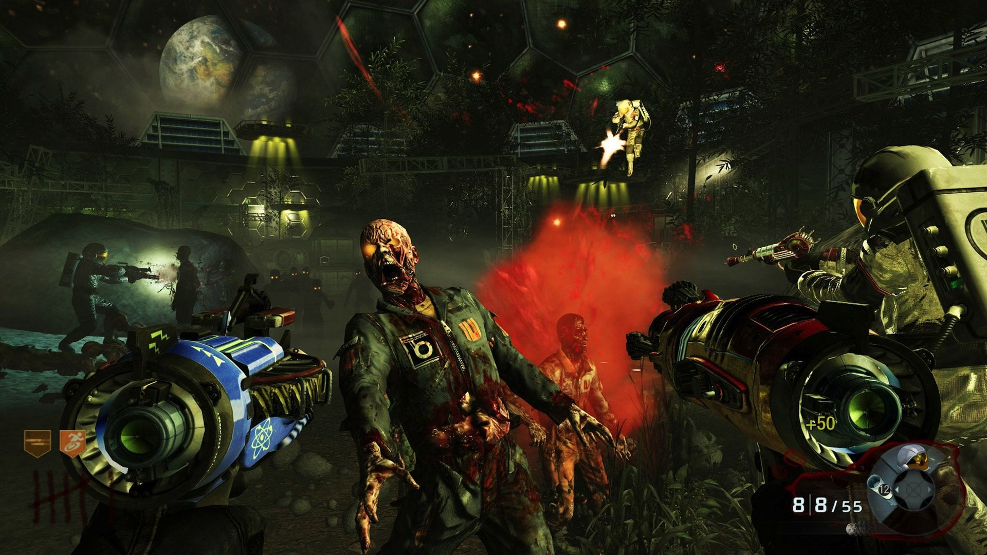 Call Of Duty: Black Ops Zombies Wallpapers Group (75+)