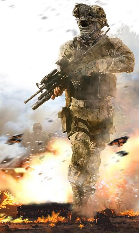Call of duty HD live wallpaper Download - Call of duty HD live