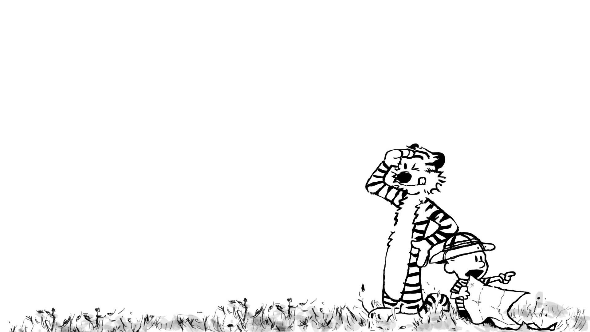 Calvin and Hobbes iPhone Wallpaper - WallpaperSafari