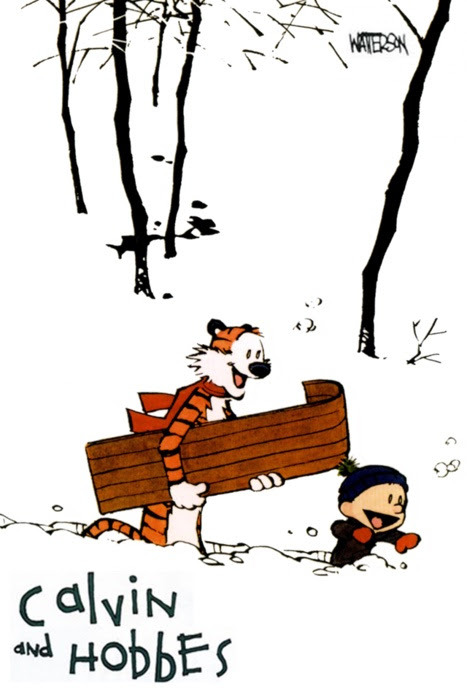 Calvin & Hobbes wallpapers - Android Forums at AndroidCentral com