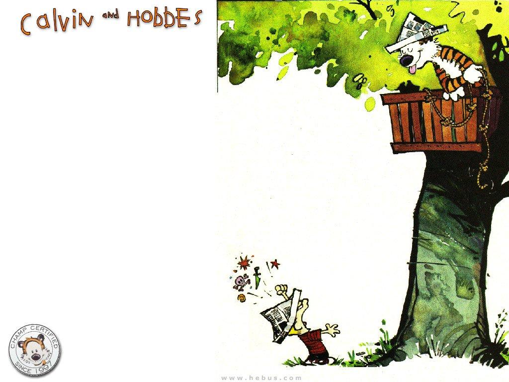 Calvin And Hobbes Android Wallpaper Sf Wallpaper