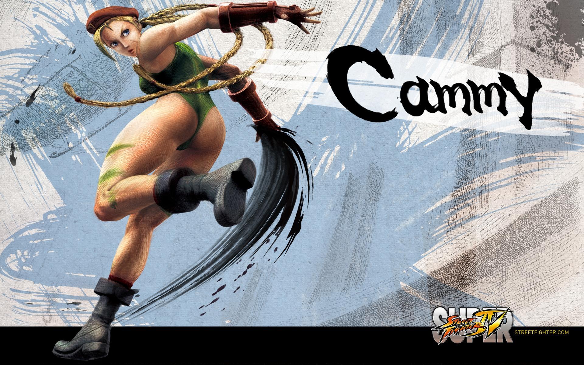 Cammy Street Fighter Wallpaper - WallpaperSafari