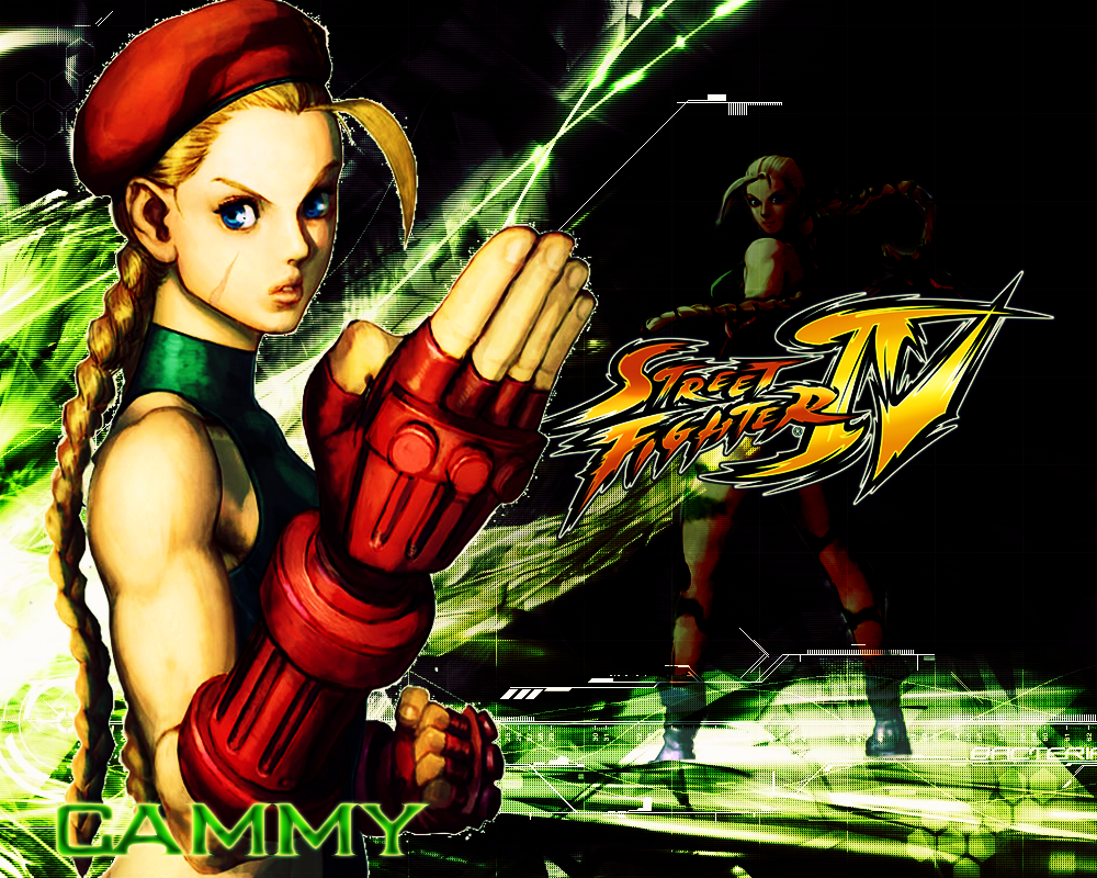 Cammy Street Fighter Wallpapers Group (28+)