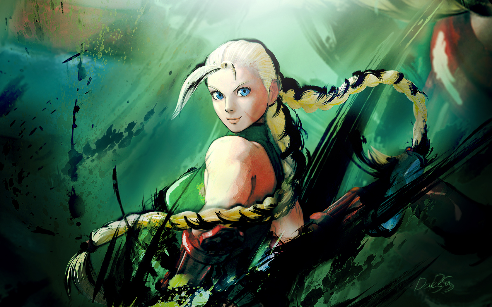 Cammy White, Wallpaper - Zerochan Anime Image Board