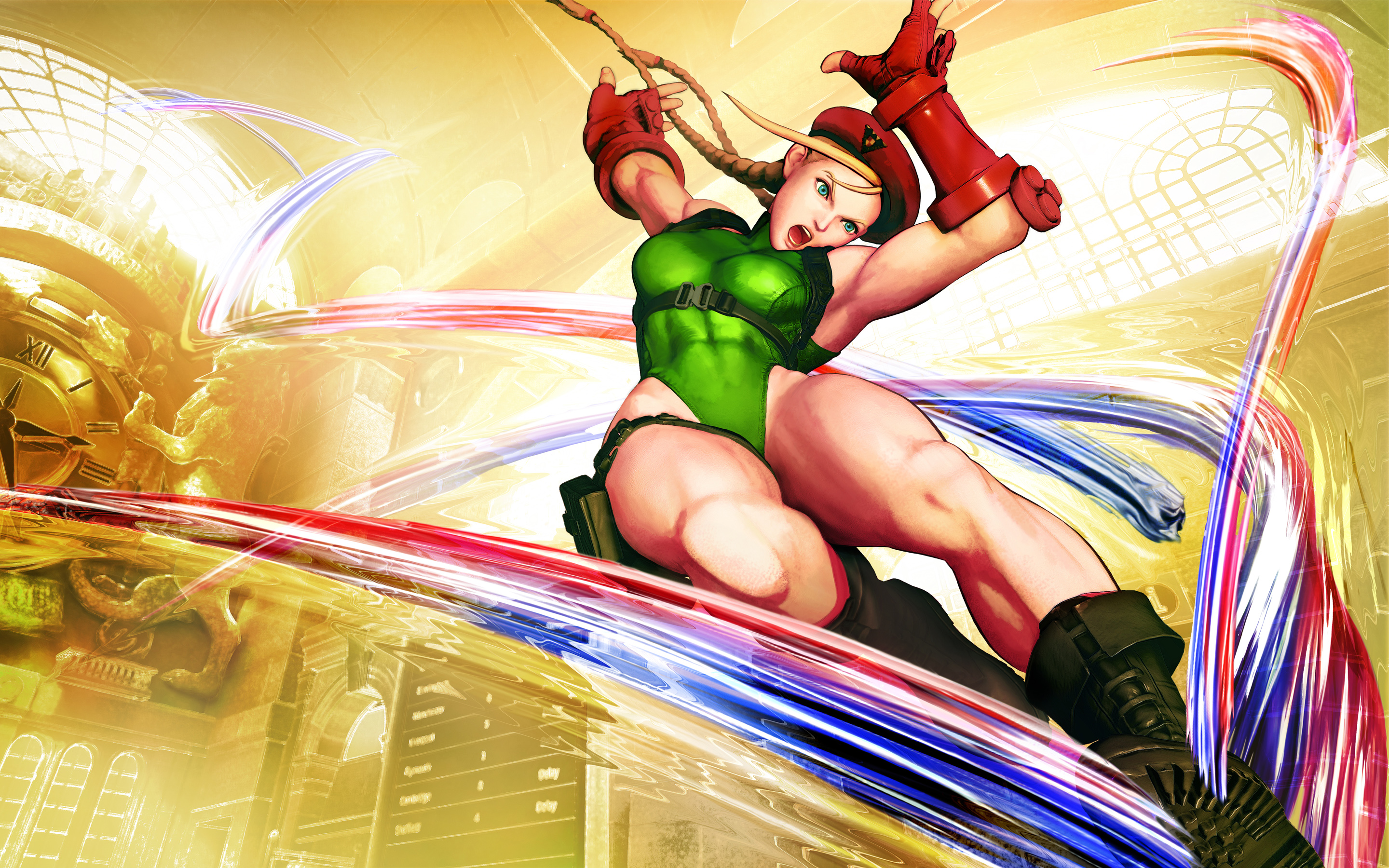 Street Fighter V Cammy Wallpapers   HD Wallpapers