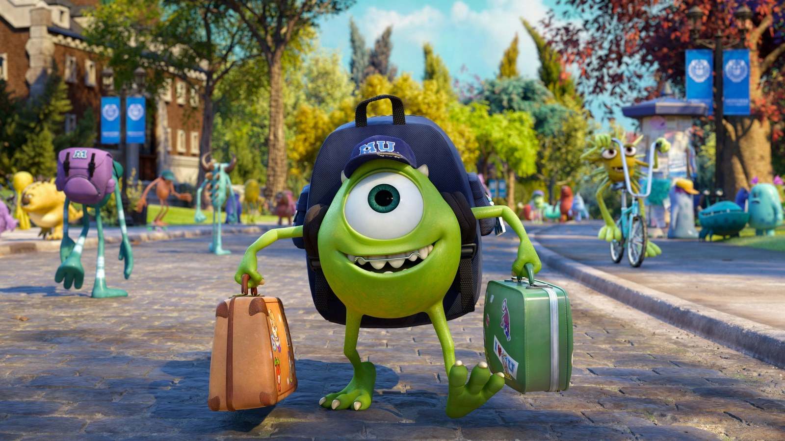 Collection of Cartoon Movie Wallpaper on HDWallpapers