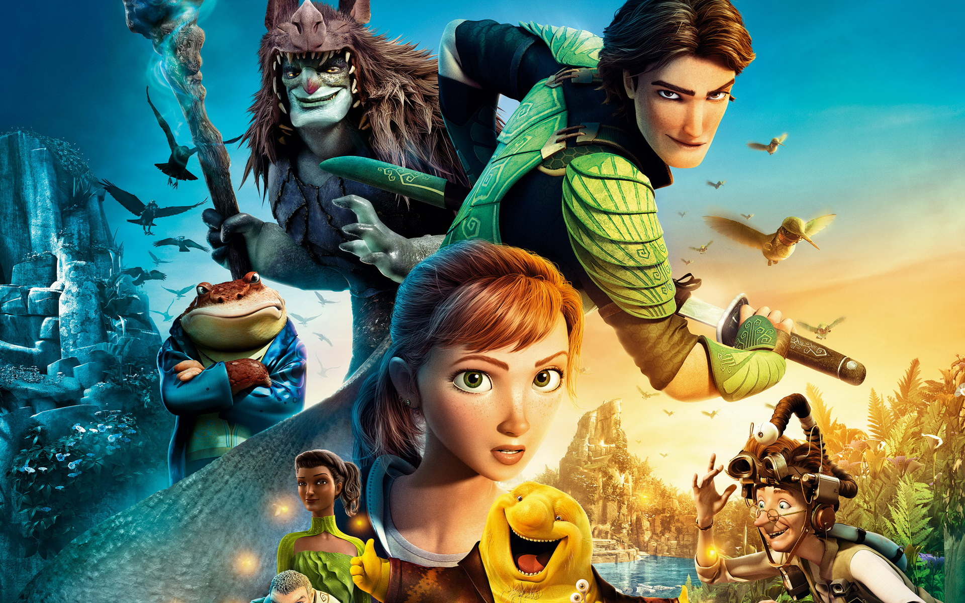Top HD Cartoon Movie Wallpaper | Cartoons HD | 809 35 KB