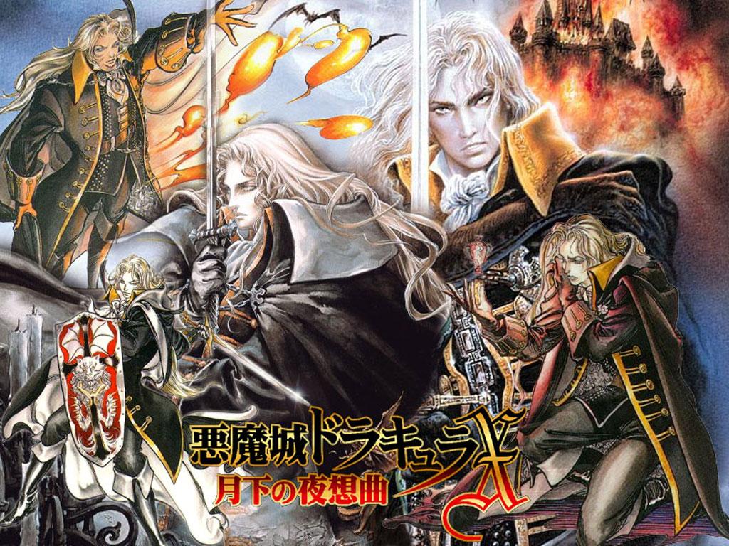 Castlevania Symphony Of The Night Wallpaper Sf Wallpaper