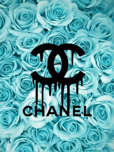 Most popular tags for this image include: chanel, wallpaper, blue