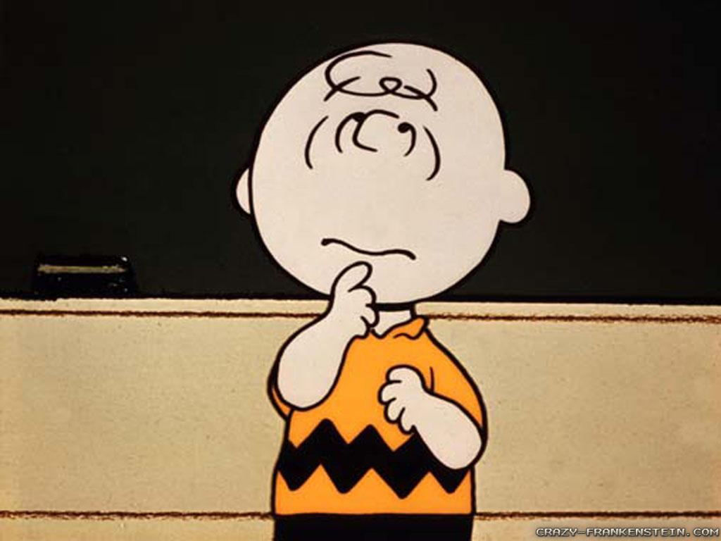 Charlie Brown wallpapers - Crazy Frankenstein