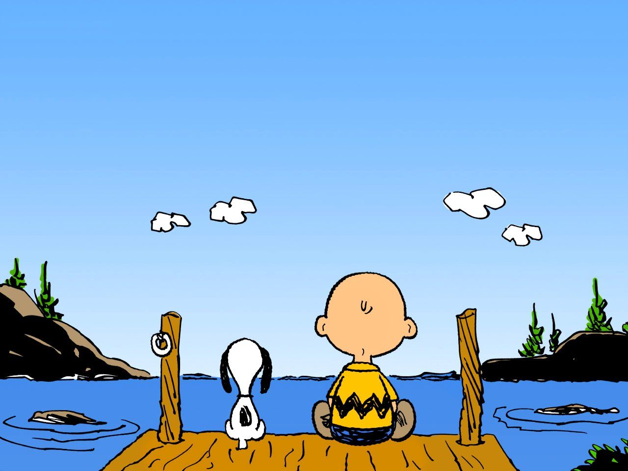 Charlie Brown Wallpapers Group (67+)