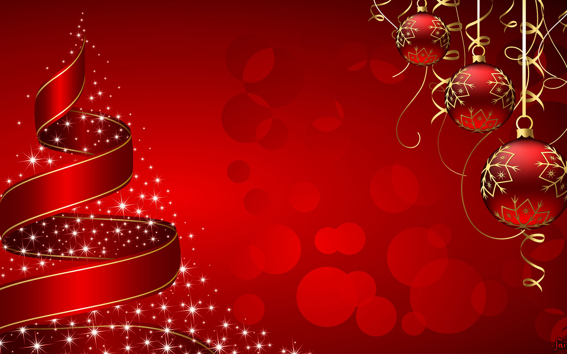 Collection of Christmas Backgrounds Free on HDWallpapers