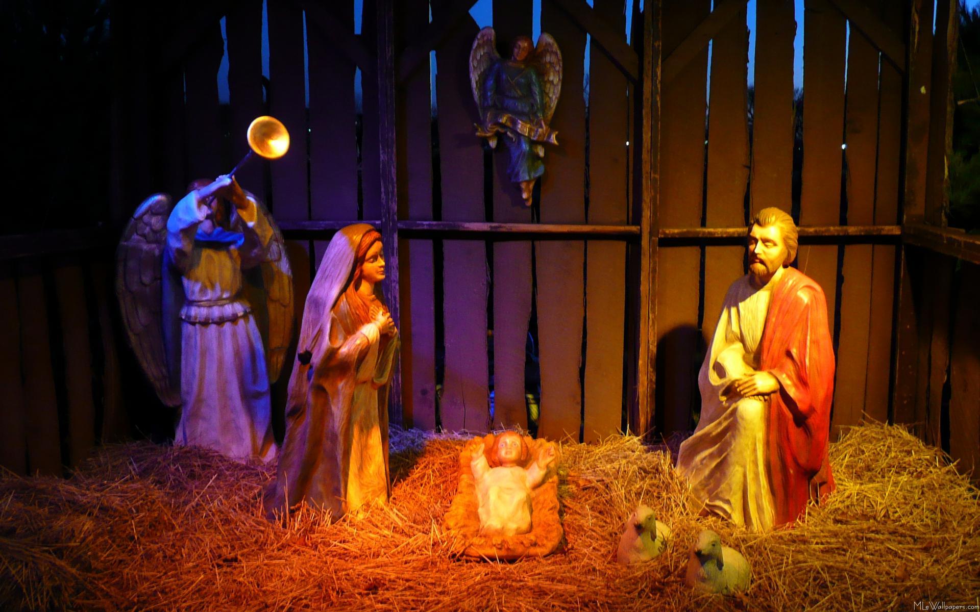 Free Nativity Scene Wallpapers - Wallpaper Cave