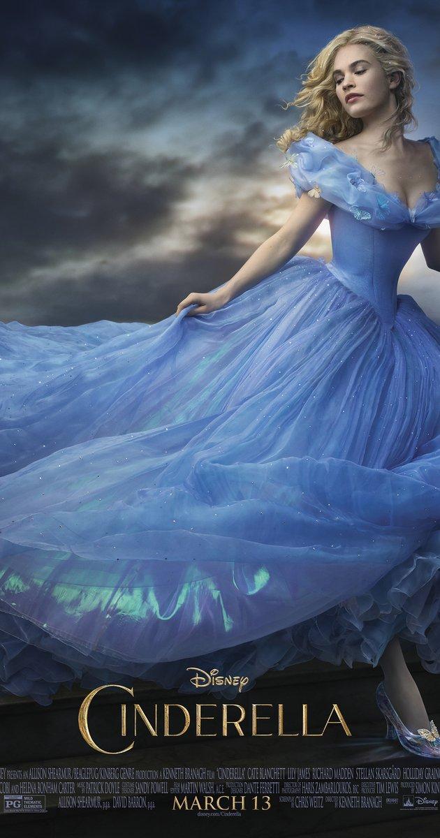 Cinderella (2015) - IMDb