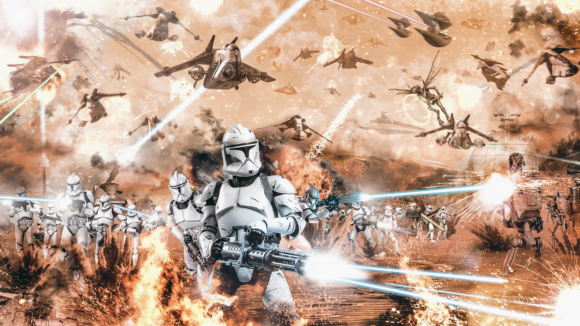 clone trooper wallpaper 11