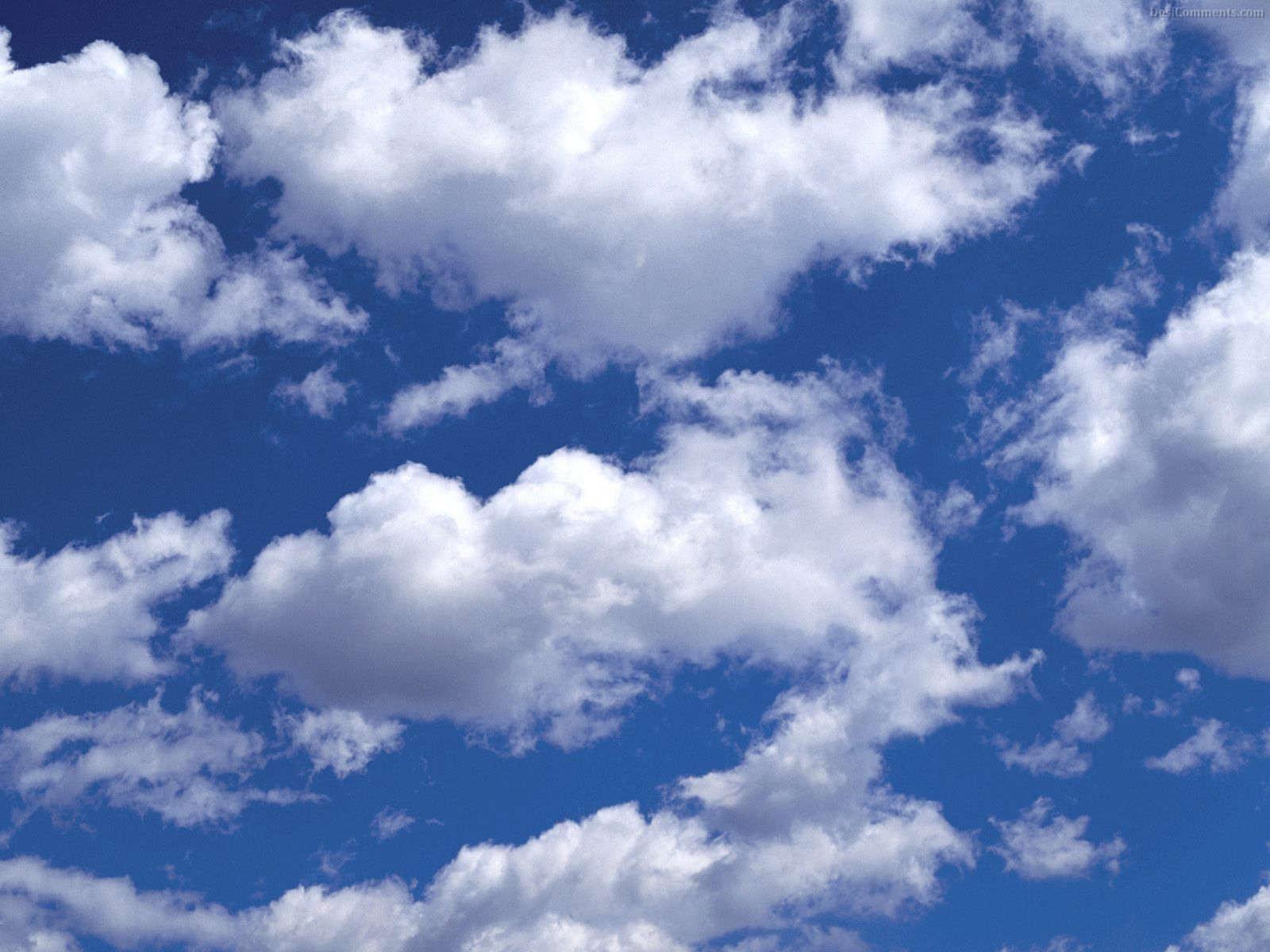 Cloud Background wallpaper | 1600x1200 | #70346