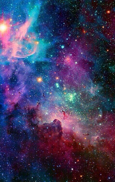 colorful galaxy wallpaper 24