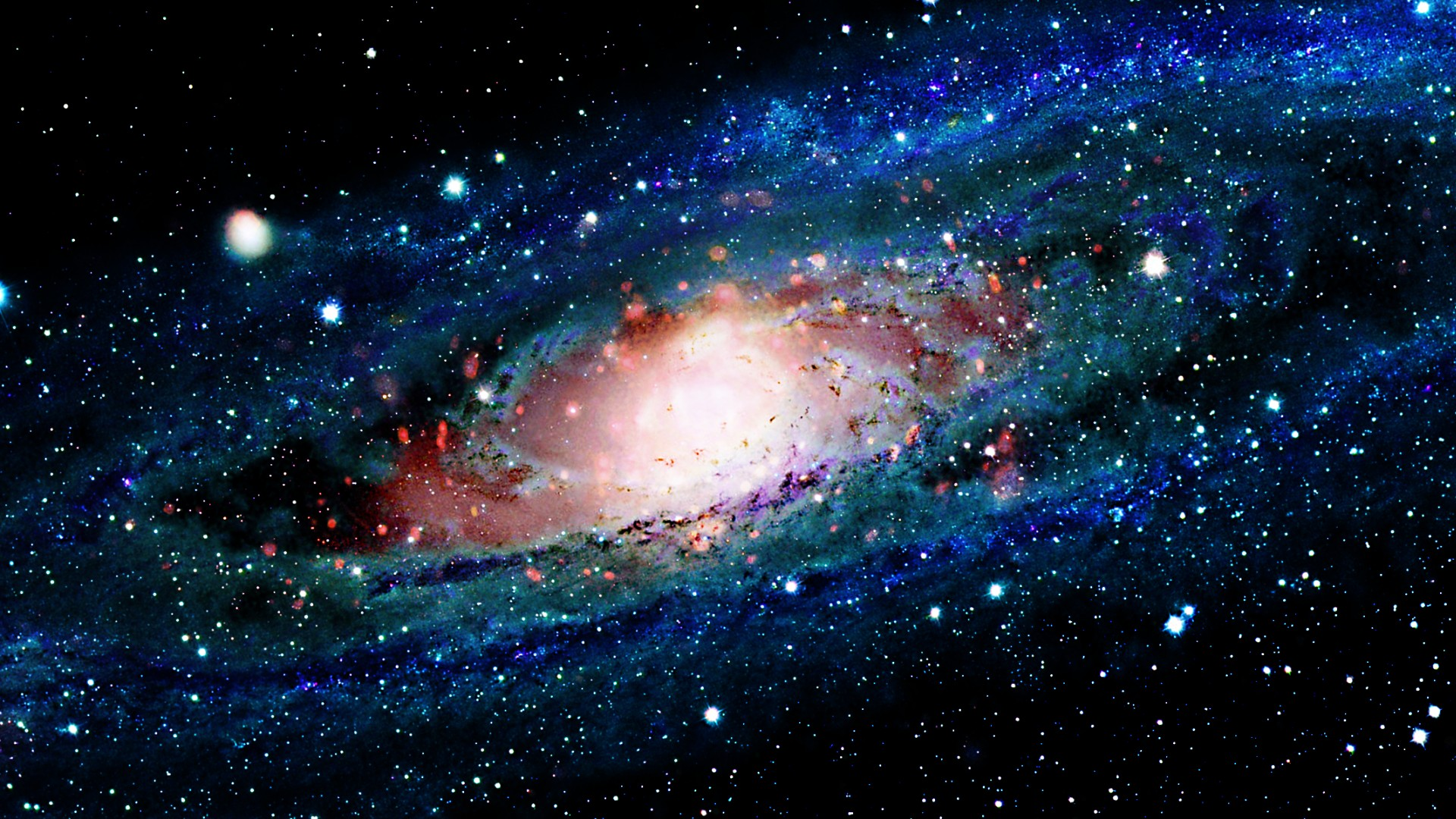Collection of Cool Galaxy Backgrounds on HDWallpapers