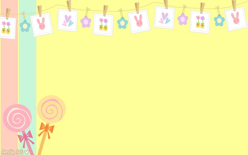 Cute Background - WallpaperSafari