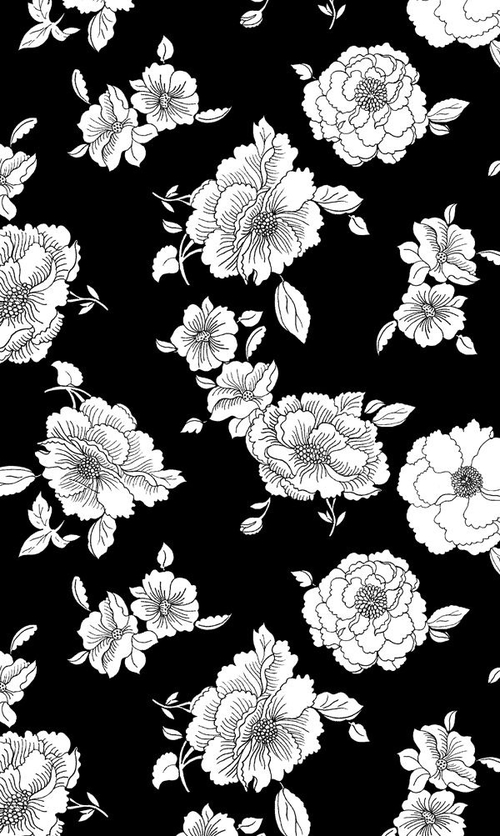 Cute Black Wallpapers - WallpaperPulse