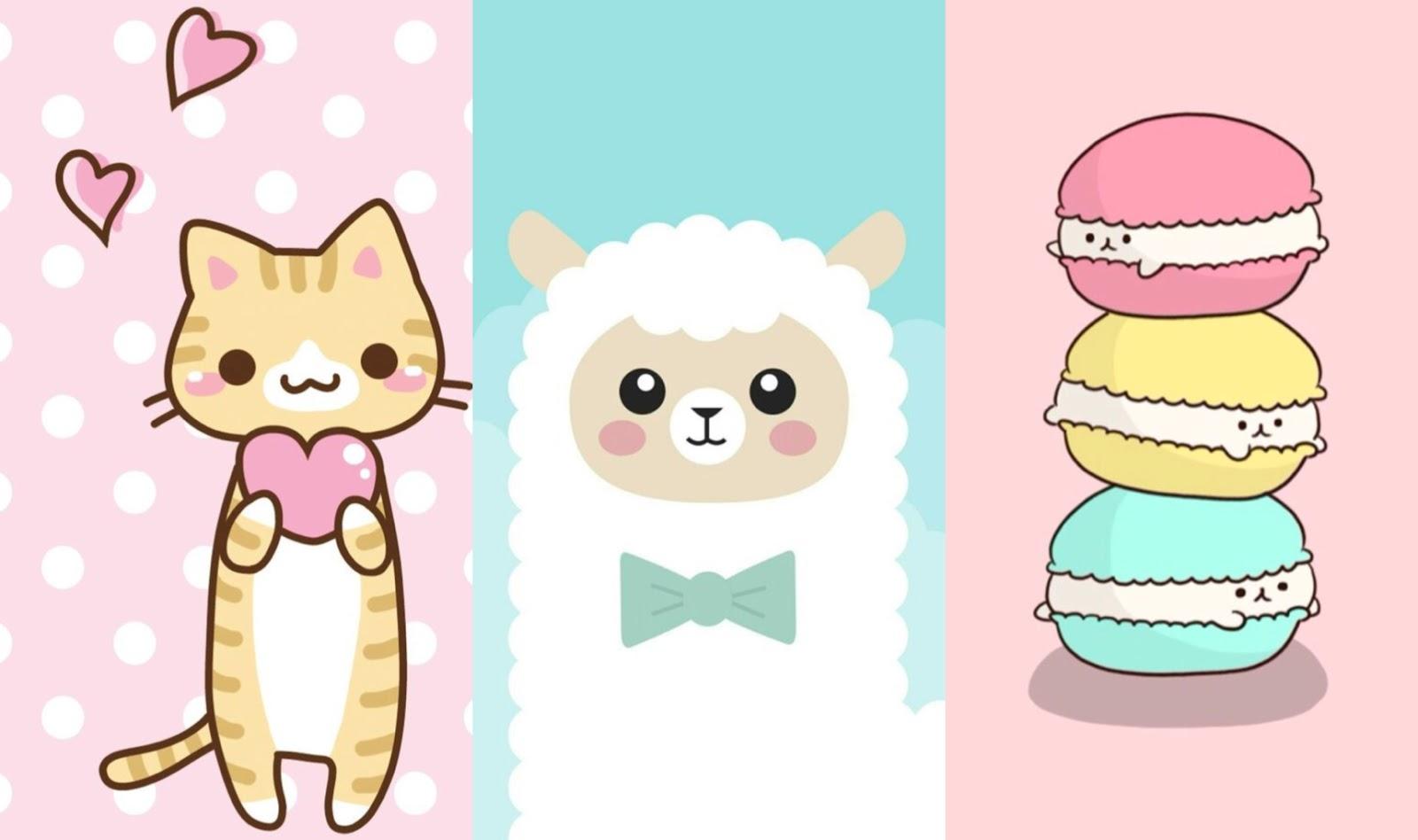 Cute Kawaii Wallpapers Page 1