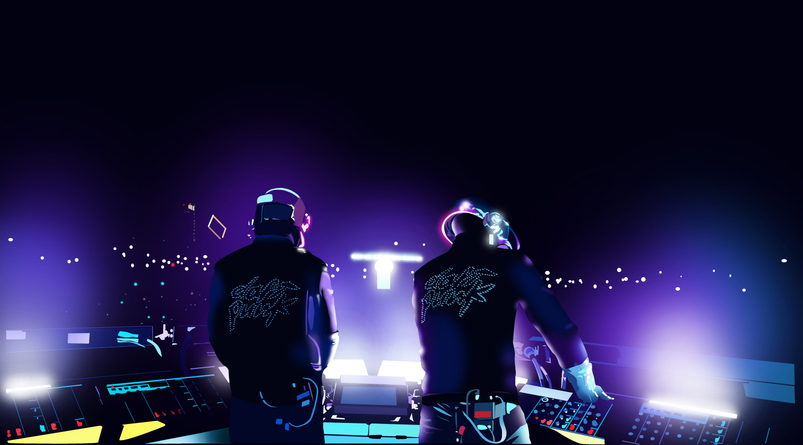 Daft Punk HD Wallpapers and Backgrounds