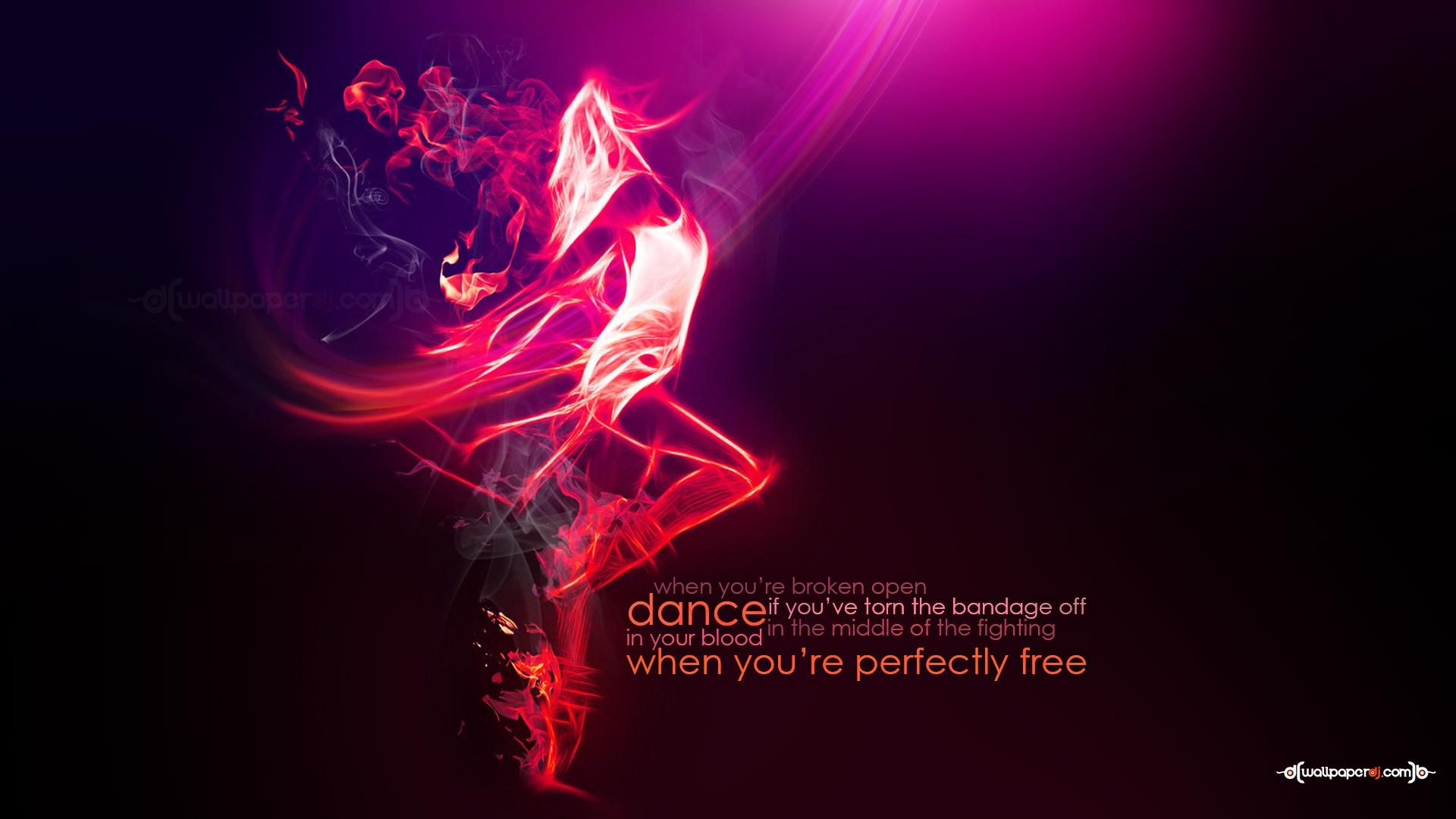 Dance Wallpaper - QyGjxZ