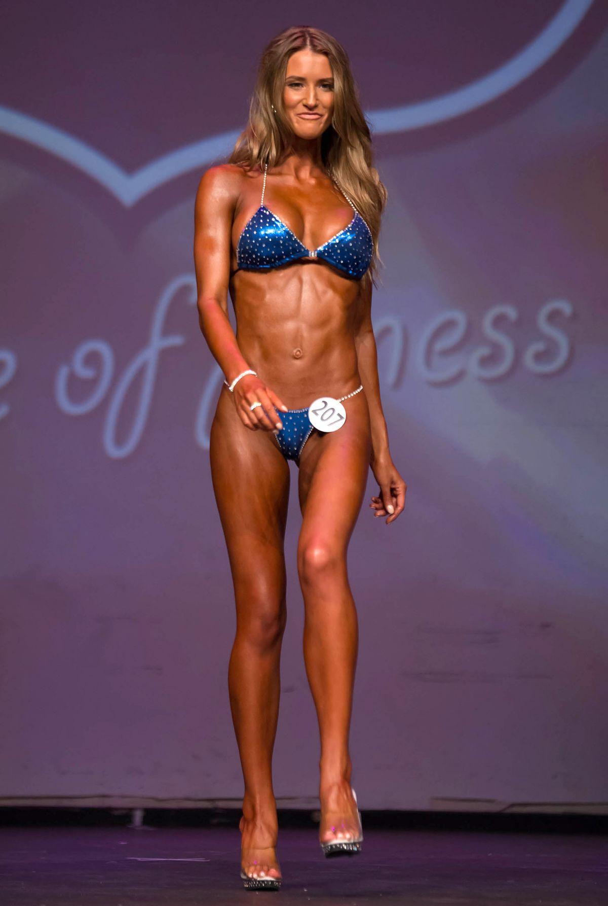 DANICA THRALL at Miami Pro Fitness Ms  Bikini - HawtCelebs