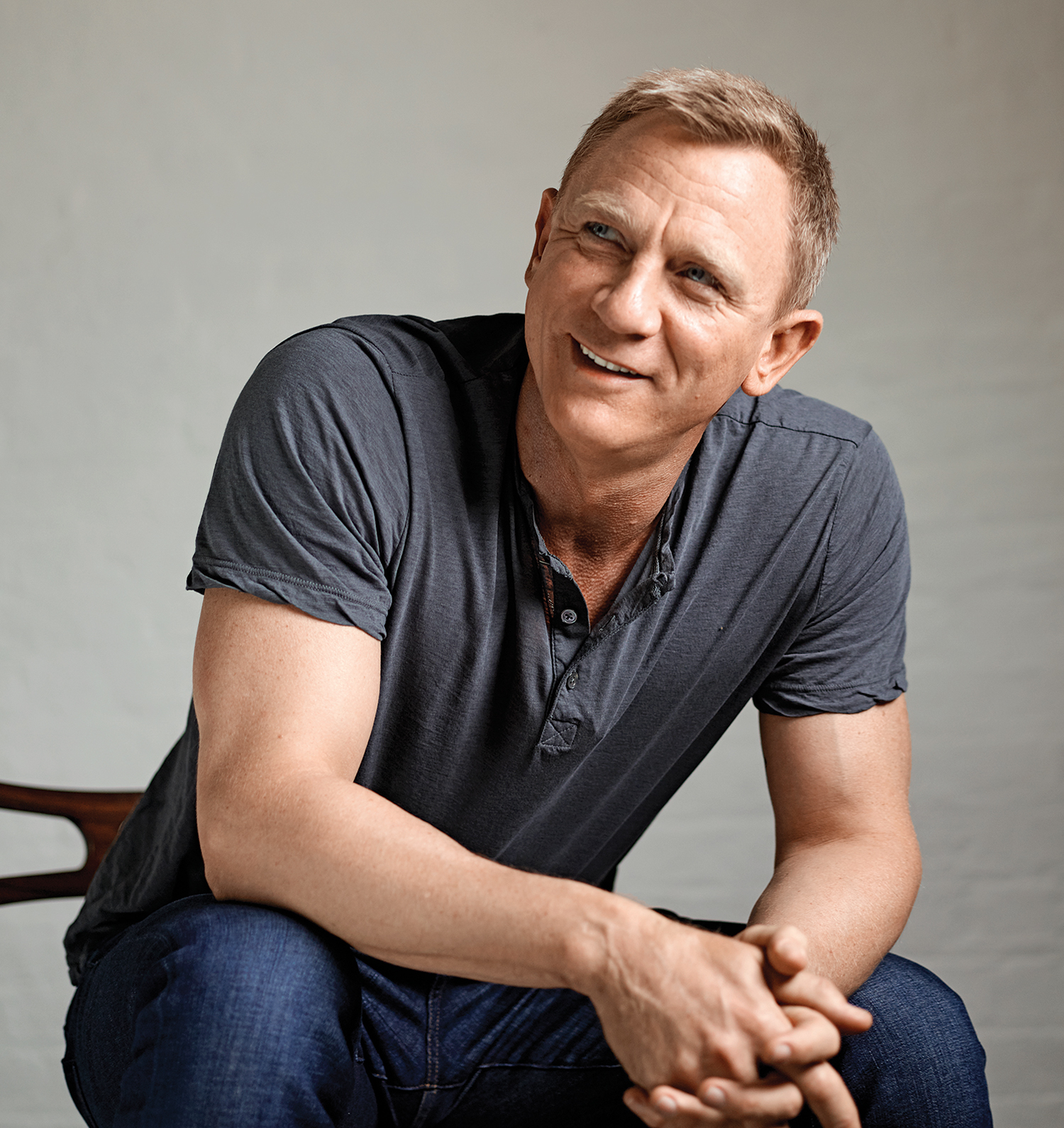 Daniel Craig on the new James Bond film and being a New Yorker