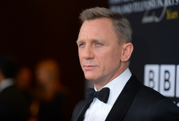 James Bond Rumors: Daniel Craig Replaced By Unknown British Actor
